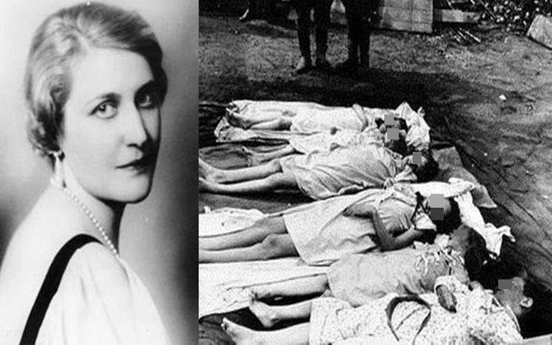 她為了希特勒生了6個小孩,最後也因為他 親手毒死孩子...  -