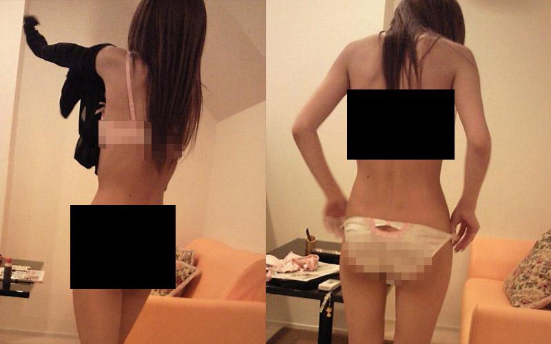 充足的戰前準備!日本風俗女孩的「專業背影」脫衣全過程讓人興奮....等等絕對讓妳腿軟啊!  -