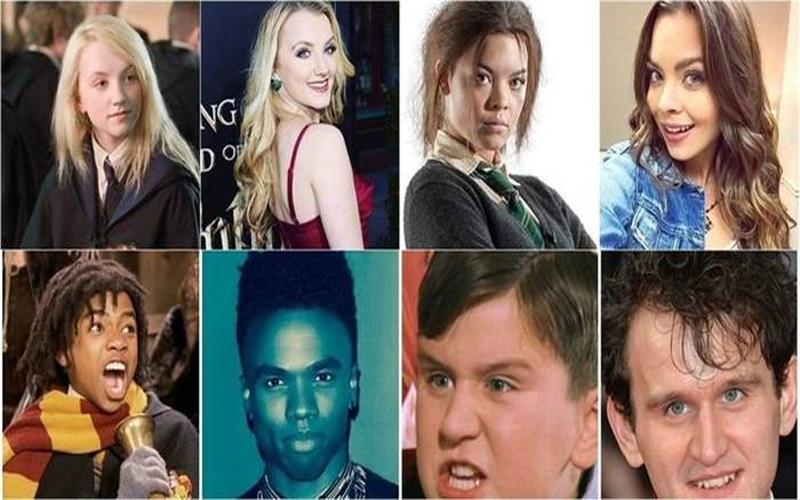 原來不只哈利歪掉,15位來自《哈利波特》的配角如今都變了:根本美醜大逆轉啊~