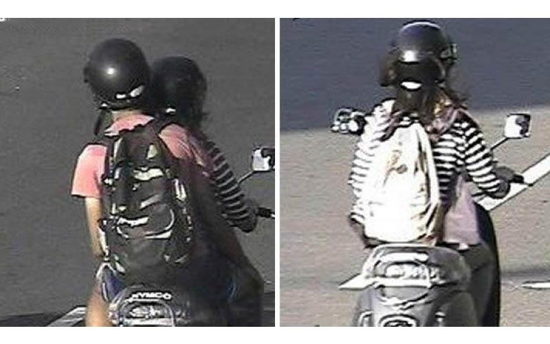 騎車騎到一半後座的人消失了?她慌張報警以為遇到靈異事件!查明真相後員警笑了!
