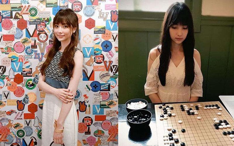 台灣女棋手參加「日本女流棋賽」太正轟動國際!網友熱議:我已經愛上她了!