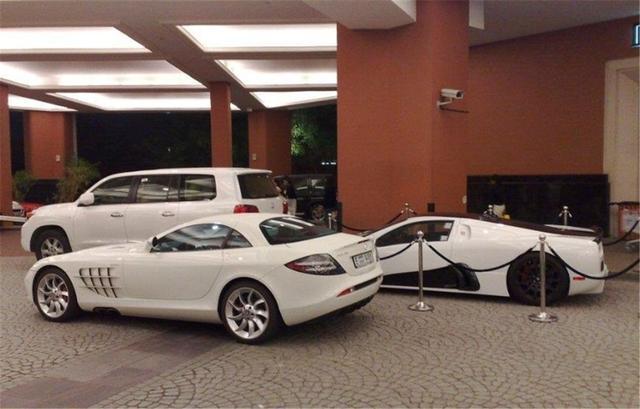 這邊是杜拜王子擁絕版豪車「全球僅此一輛」百公里加速1.4秒,只有成龍一個華人能借!圖片的自定義alt信息;545365,725390,K.R,18